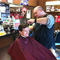 Barber Shop in Massillon